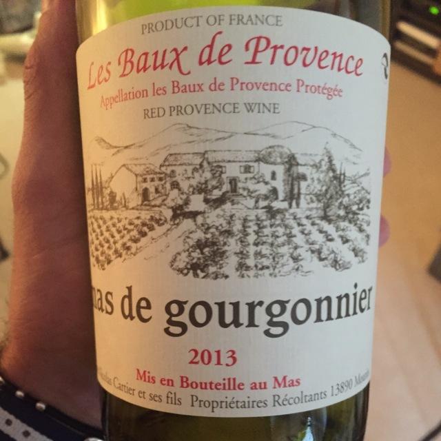 Les Baux-de-Provence Grenache Blend 2013