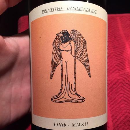 Poggio Anima Lilith Basilicata Primitivo 2013