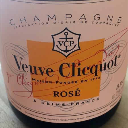 Veuve Clicquot Ponsardin Brut Rosé Champagne Blend (1500ml)