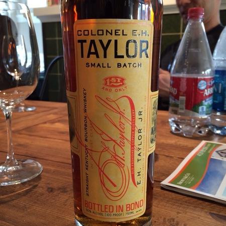 Colonel E.H. Taylor Jr. Small Batch Kentucky Straight Bourbon Whiskey NV