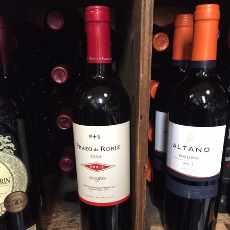 Prats and Symington Prazo de Roriz Douro Red Blend 2015