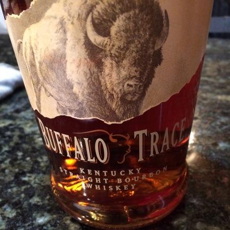 Buffalo Trace Distillery Kentucky Straight Bourbon Whiskey NV