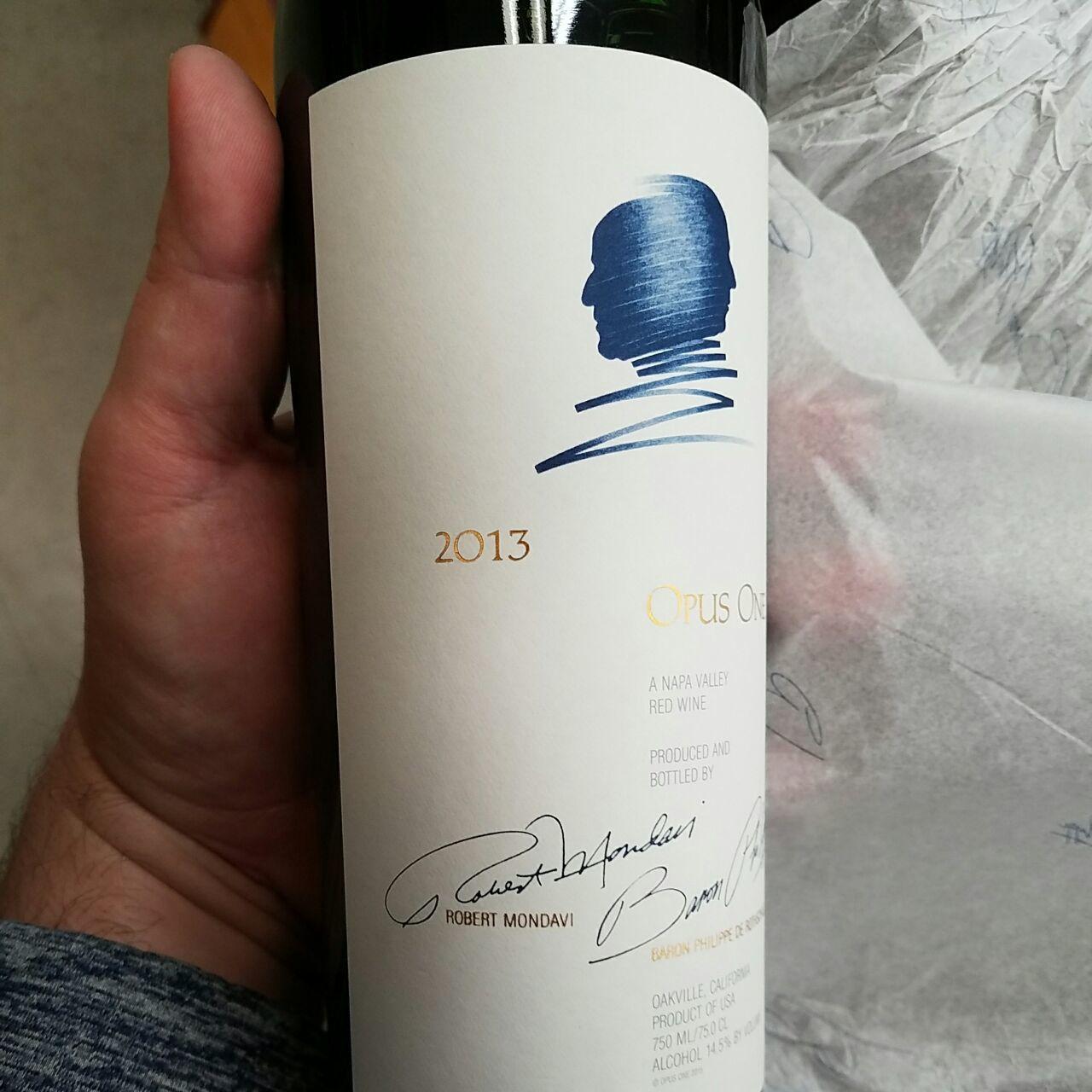 Opus One Napa Valley Cabernet Sauvignon Blend 2011 1500ml Brix26 Wines
