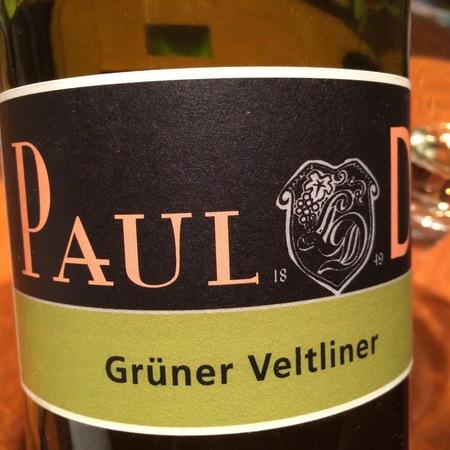 Paul Direder (Paul D.) Wagram Grüner Veltliner 2016