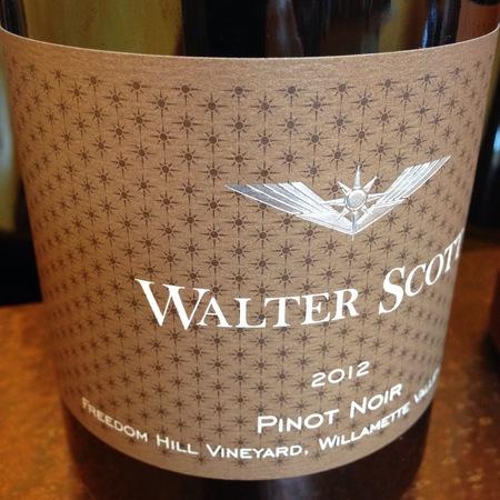 Walter Scott Freedom Hill Vineyard Pinot Noir 2015