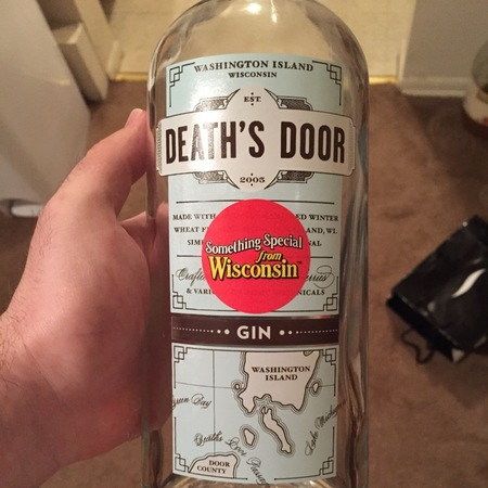 Death's Door Something Special  Gin NV