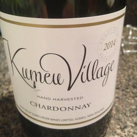 Kumeu Village Chardonnay 2014