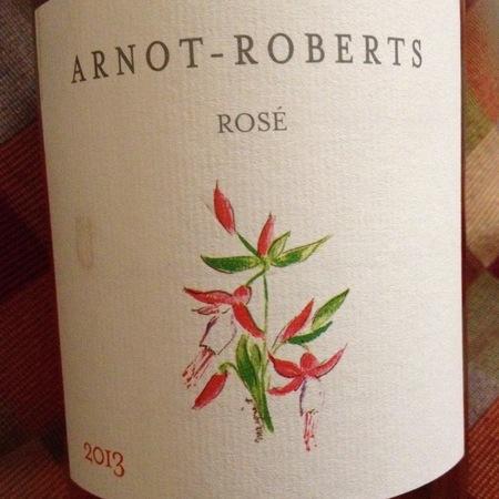 Arnot-Roberts Touriga Nacional Rosé 2016
