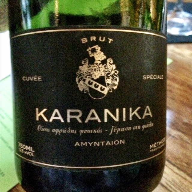 Cuvée Speciale Brut Amyntaion Xinomavro  2013