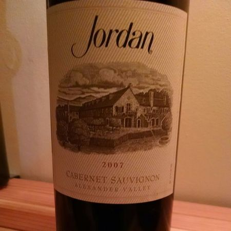 Jordan Vineyard & Winery Alexander Valley Cabernet Sauvignon 2007 (1500ml)