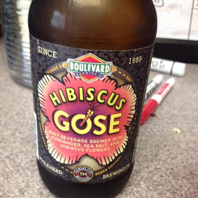 Hibiscus Gose NV