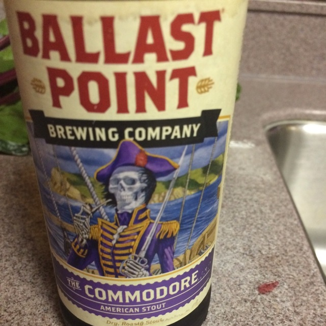 The Commodore American Stout NV