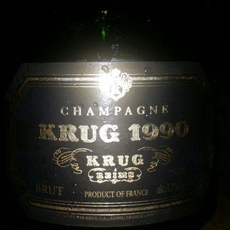 Krug Brut Champagne Blend NV
