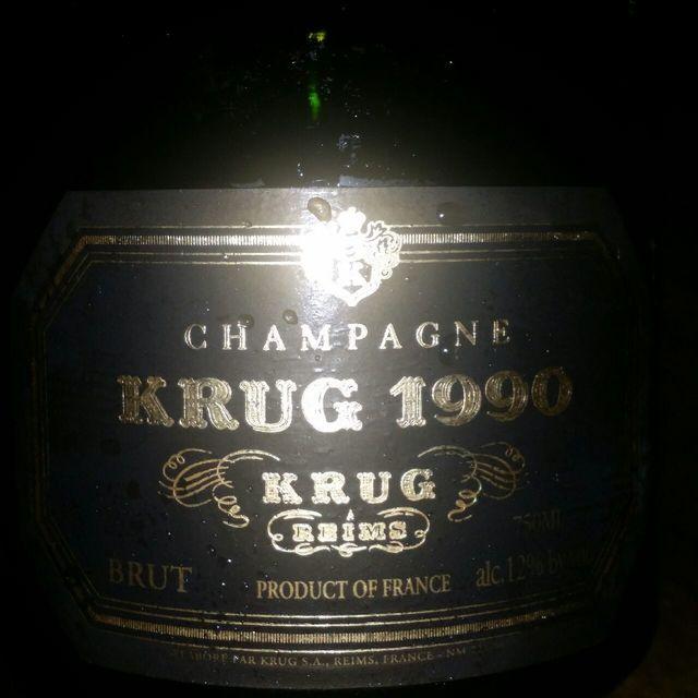 Brut Champagne Blend 1996