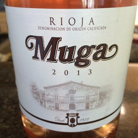 Bodegas Muga Rioja Rosé Tempranillo Blend 2016