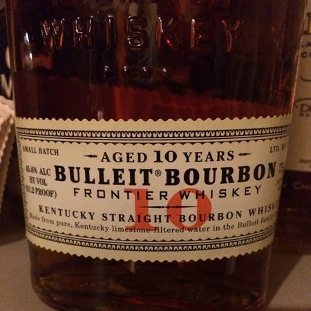 Bulleit Frontier 10 Year Kentucky Straight Bourbon Whiskey NV