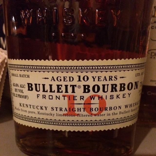 Frontier 10 Year Kentucky Straight Bourbon Whiskey NV