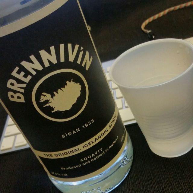 Brennivin The Original Icelandic Spirit  NV (1000ml)
