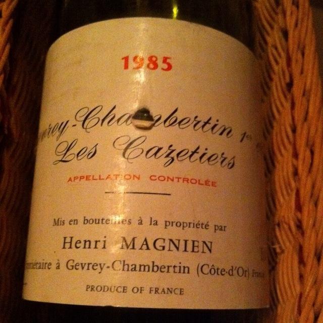 Les Cazetiers Gevrey-Chambertin 1er Cru Pinot Noir 2013 (750ml 12bottle)