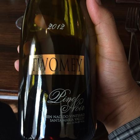 Twomey Bien Nacido Vineyard Pinot Noir 2013
