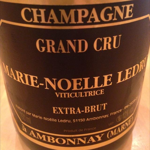 Extra-Brut Grand Cru Champagne Blend NV