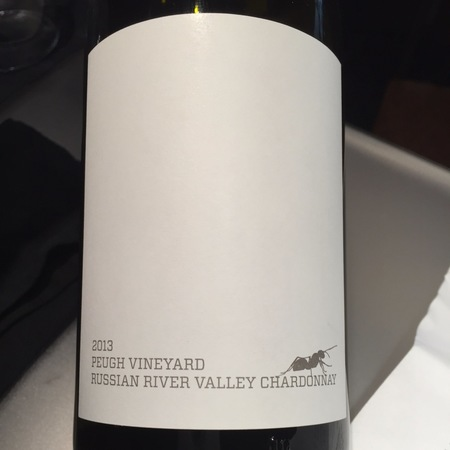 Anthill Farms Peugh Vineyard Chardonnay 2015