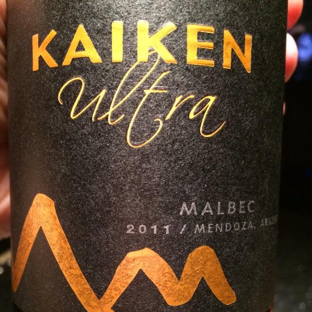 Ultra Mendoza Malbec 2014