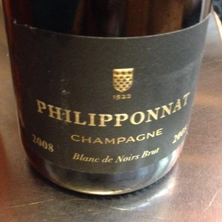Philipponnat Brut Blanc de Noirs Champagne Pinot Noir 2009