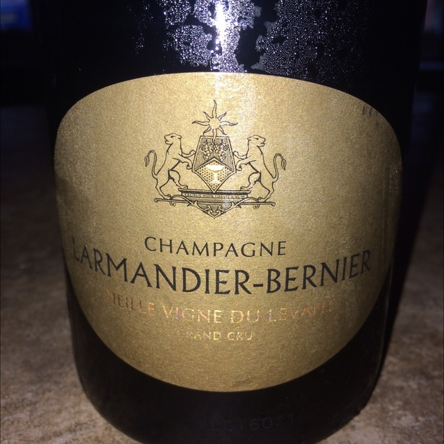 Vieille Vigne du Levant Extra Brut Grand Cru Champagne Blend 2007