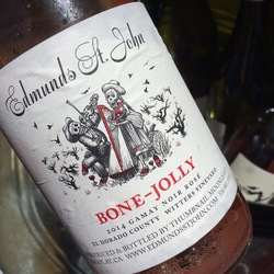 Bone-Jolly Witters Vineyard Gamay Noir Rosé