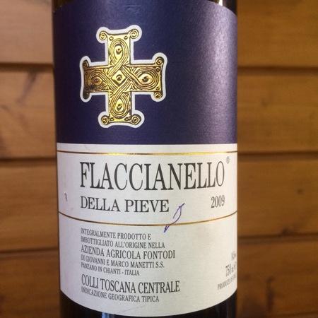 Fontodi Flaccianello della Pieve Colli Toscana Centrale Sangiovese 2009