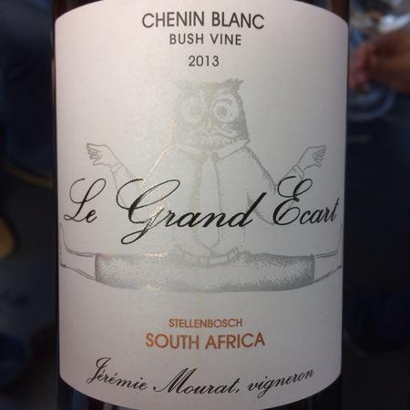 J. Mourat Le Grand Ecart Stellenbosch Chenin Blanc 2013