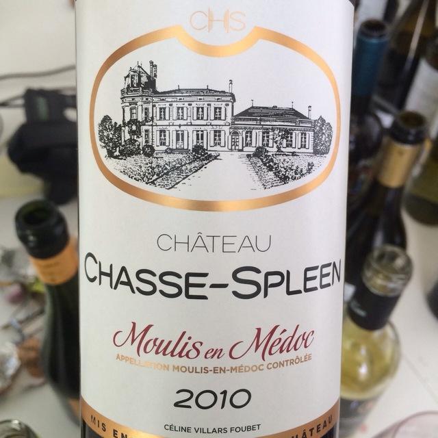 Moulis en Médoc Red Bordeaux Blend 2010