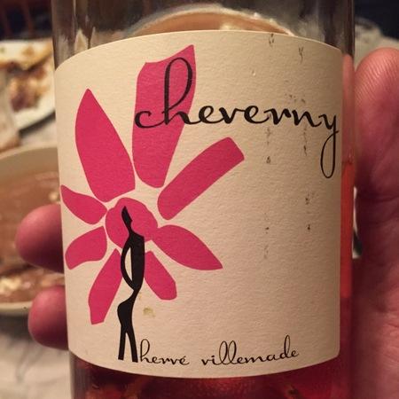 Domaine du Moulin (Hervé Villemade) Cheverny Pinot Noir Gamay 2014