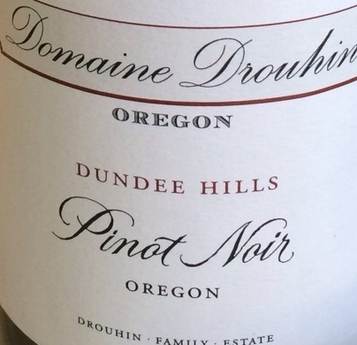 Domaine Drouhin Dundee Hills Pinot Noir 2014