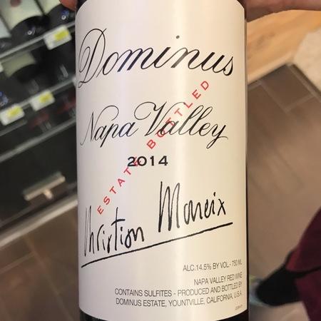 Dominus Estate Napa Valley Cabernet Sauvignon Blend 2014