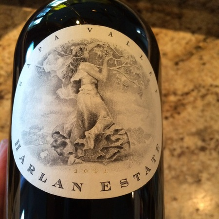 Harlan Estate Napa Valley Proprietary Red Blend 2011