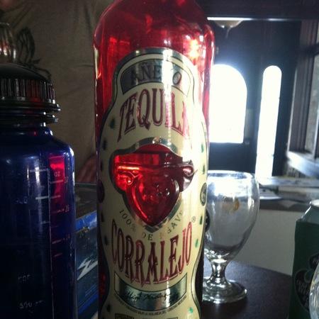Corralejo Tequila Anejo  NV