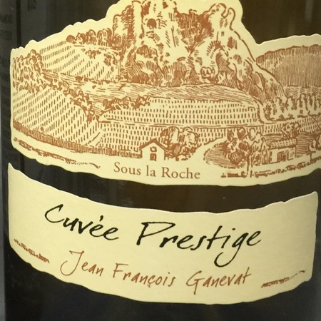 Jean François Ganevat Cuvée Prestige Sous la Roche Savagnin 2006