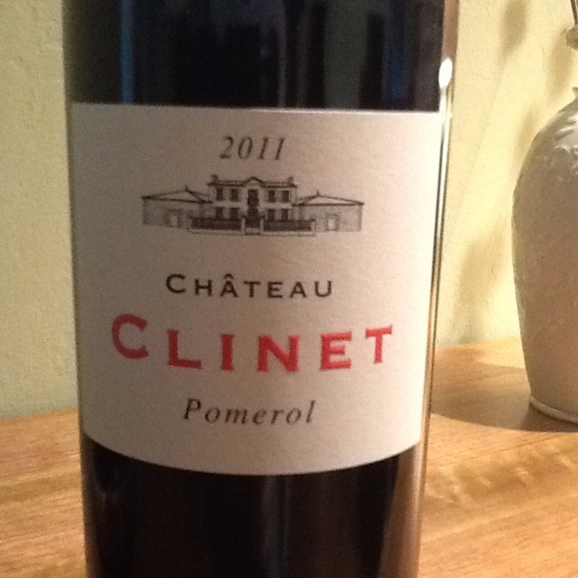 Pomerol Red Bordeaux Blend   2011