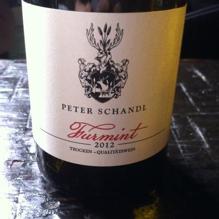 Peter Schandl Trocken Furmint  2015