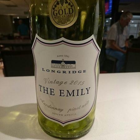 Longridge The Emily Chardonnay Pinot Noir 2016