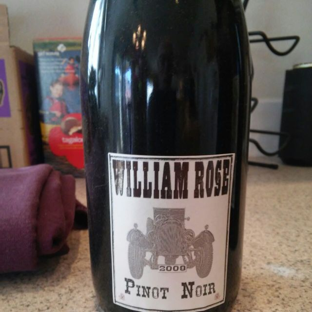 Oregon Pinot Noir  2014