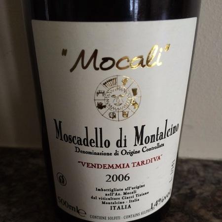 Mocali Moscadello di Montalcino 2006