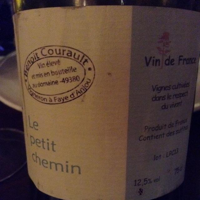 Les Guinechiens Vin de France Chenin Blanc 2014