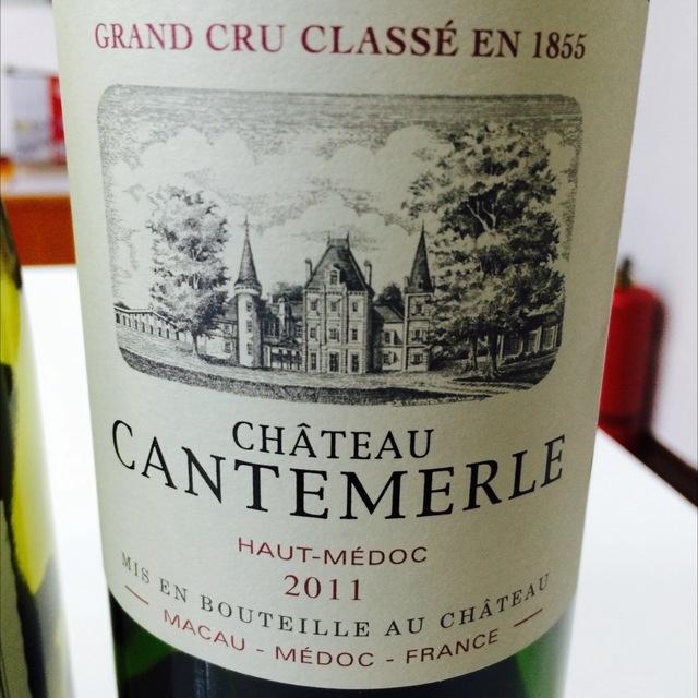 Haut-Médoc Red Bordeaux Blend 2011