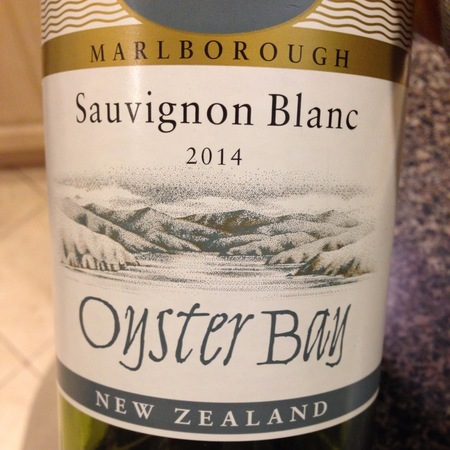 Oyster Bay Marlborough Sauvignon Blanc 2017