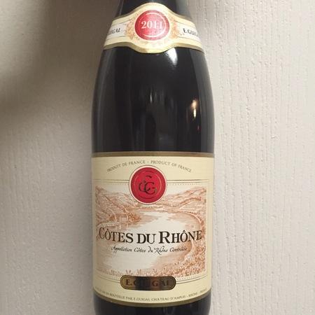 E. Guigal Côtes du Rhône White Rhone Blend  2015
