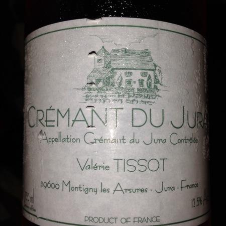 Valérie Tissot Crémant du Jura Brut Sparkling NV