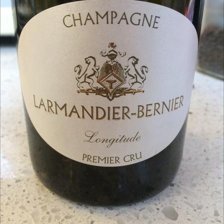 Larmandier-Bernier Longitude 1er Cru Extra Brut Blanc de Blancs Champagne  NV